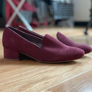 ALDO Block Heel Loafer